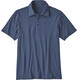 Patagonia Cactusflats Polo Men Dolomite Blue